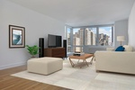 MODERN LUXURY LIVING STUNNING HIGH FLOOR OPEN MANHATTAN CITY VIEWS