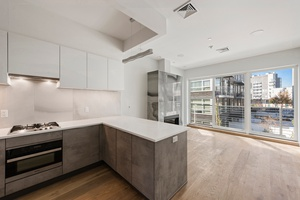 Brand New Construction One Bedroom by McCarren Park with Private Balcony